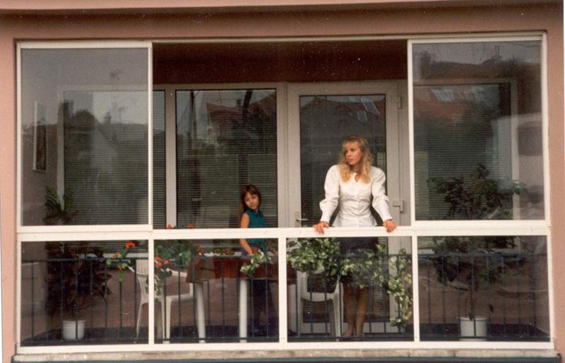 Fotogalerie | Zasklívání balkonů, zasklívání lodžií